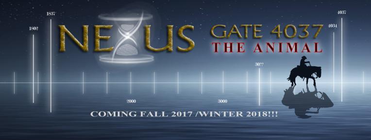 Nexus Gate Page 1
